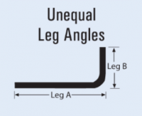Unequal Leg Angles